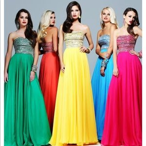 Sherri Hill D17214 dress